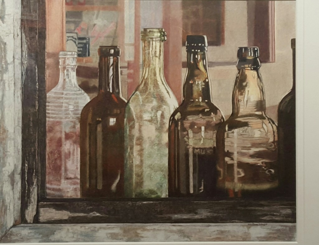 "2nd-Honourable-Mention-""Bottles""-by-Laura-Jones-Wright"