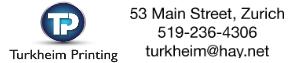 Turkheim Printing